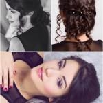 Photo: Barbora Olivová, model: Lucia Stahorská, Mua & Hair: konturka.cz