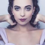 photo: L.Y.die; Make-up & Hair: konturka.cz; model: Antonina Tyažkun
