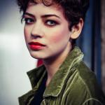@takova_roza v hledáčku @lydie_megaton  #makeup & #hair @konturka.cz  #styling @erika_prihodova_artist  #asisstant @k_zemanova