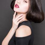 photo: L.Y.die; mua: Vizážistka Ivana Hlídková // konturka.cz; hair: Leona Šenková // Salon Střižna; styling: Luděk Šmehlík; model: Vindy Krejčí