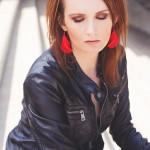 Model: Petra Burešová, Foto: Kristýna Matoušková / KaeM