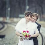 Líčení nevěsty a ženicha