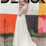Titulní stránka Demur Magazine